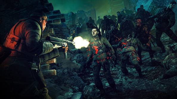 Hands on with Zombie Army Trilogy